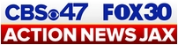 CBS 47 Fox 30 Action News logo