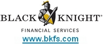 Black Knight Financial Services logo with Link